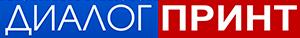 Типография Диалог Принт Логотип